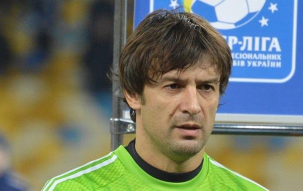 Шовковский хочет завершить карьеру