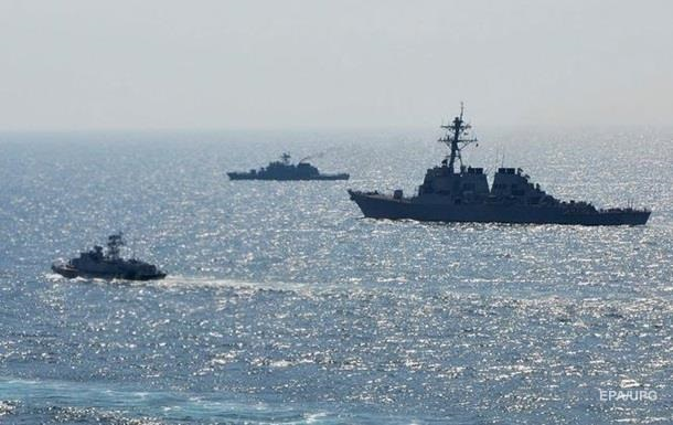 В Средиземном море стартовала операция НАТО против терроризма