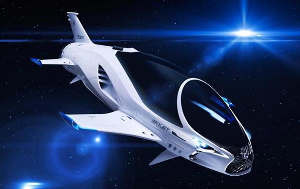 Lexus создал межгалактический корабль 28 века