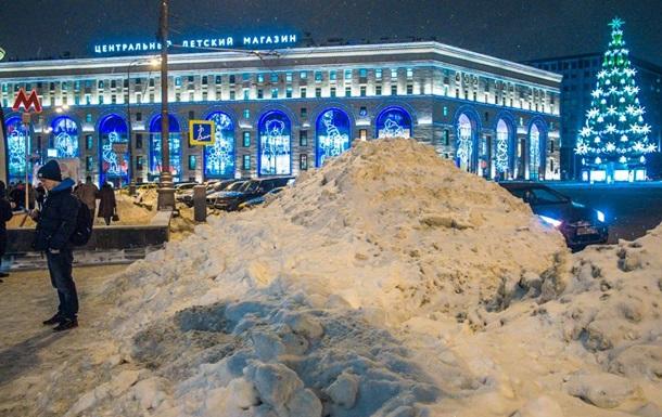 Поскользнуться на русской горке: критическая зима в Москве