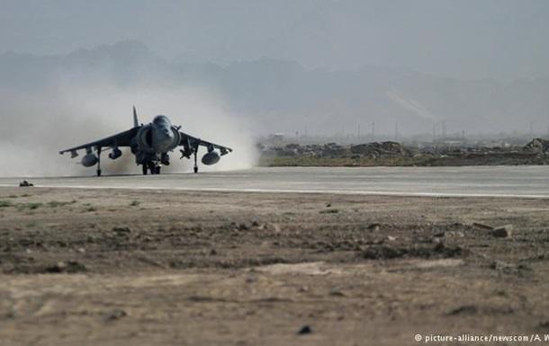 На авиабазе США в Афганистане взрыв: есть жертвы