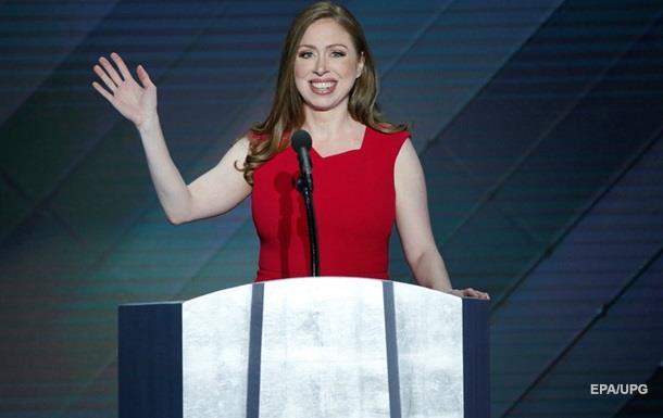 Дочка Клінтонів іде на вибори в Конгрес - ЗМІ