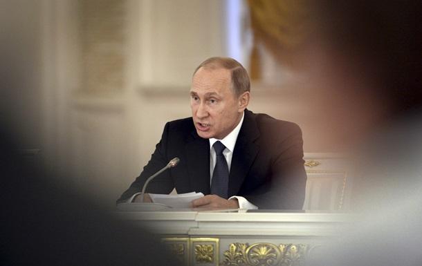 Путін вирішив поставляти газ в український Генічеськ