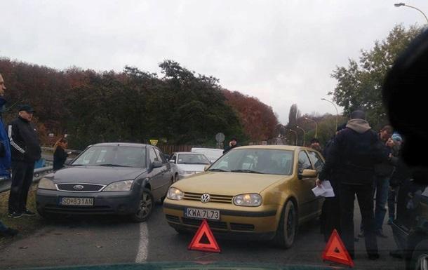 Открыто дело из-за блокирования дорог на Закарпатье