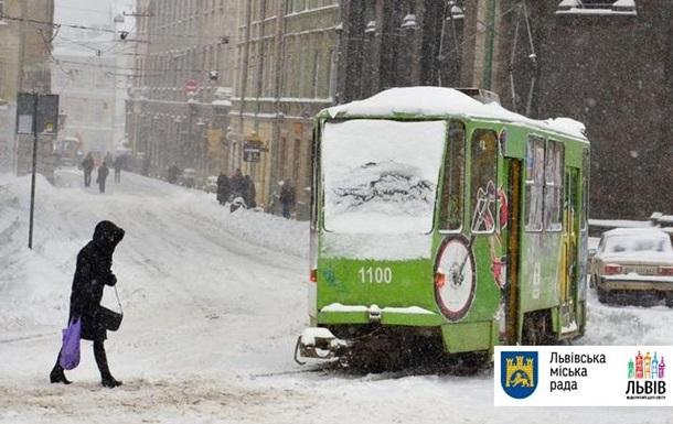 У Львові за добу випала місячна норма опадів