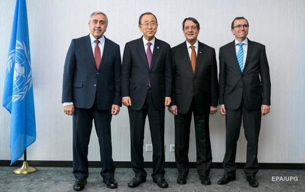 Туреччина заявила про останній шанс провести переговори щодо Кіпру