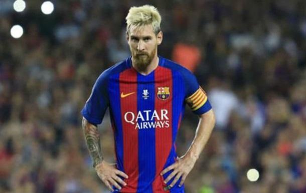 Мессі не відмовлявся продовжувати контракт з Барселоною