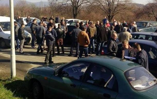 Дубль № 2. Люди Шаранича-Медведчука знову дестабілізують ситуацію на Закарпатті