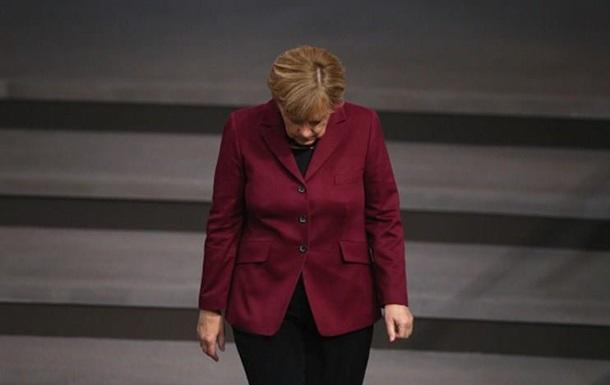 Меркель будет снова баллотироваться на пост канцлера