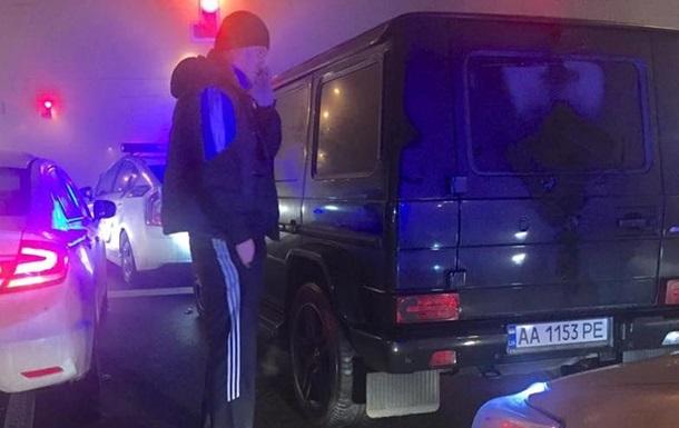У Києві п яний депутат влаштував потрійну ДТП