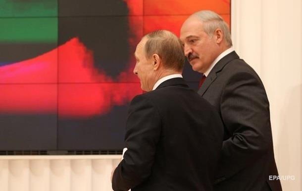 Лукашенко розповів про  єдиний фронт  з Росією