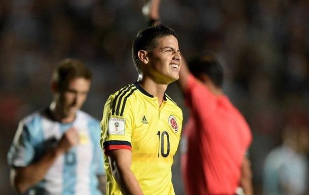 Як зірка Реала грав проти Аргентини
