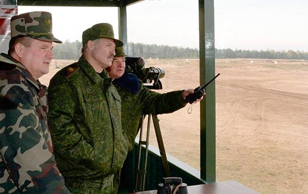 Лукашенко вызвался охранять границу Украины с РФ