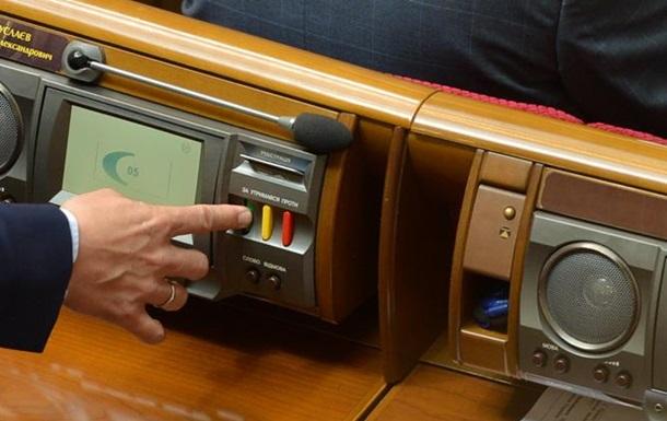 Рада спростила процедуру держзакупівель для Євробачення