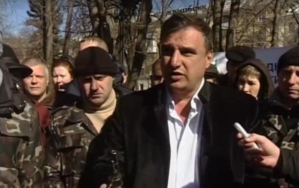 Сепаратиста Клінчаєва побили на Донбасі - блогер