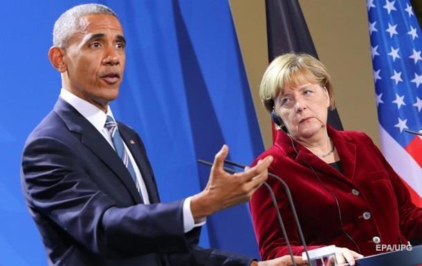Обама призвал Трампа противостоять России