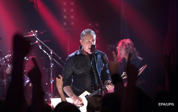 Metallica визнана найзатребуванішим метал-гуртом у світі