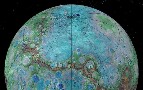 Учені відкрили космічний Великий каньйон