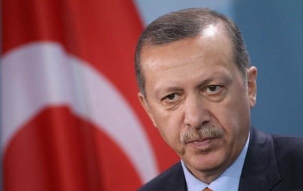 Эрдоган заявил, что разочаровался в США