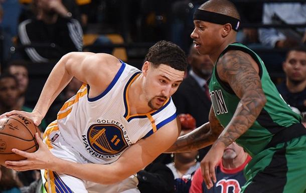 НБА. Голден Стейт разбирается с Бостоном, Сан-Антонио обыгрывает Лейкерс
