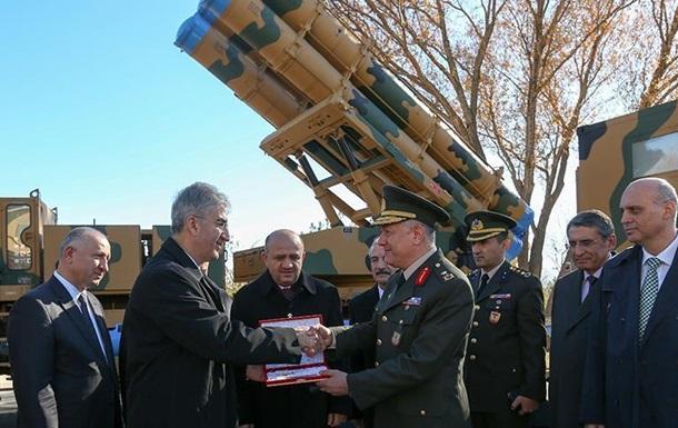 Турция разработала высокоточную систему РСЗО