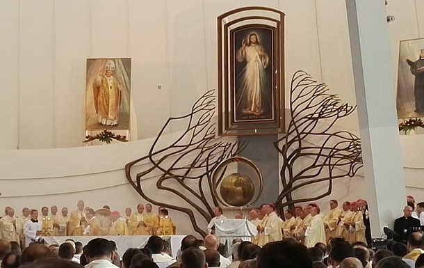 Ісуса Христа зробили королем Польщі