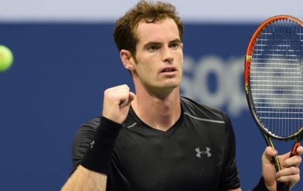 ATP Finals. Маррей - перший фіналіст турніру
