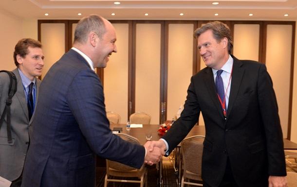 Украина будет членом НАТО - Парубий