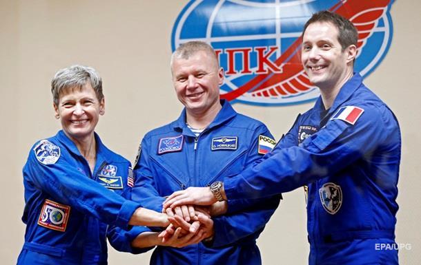 Космічний корабель Союз МС-03 прибув на МКС