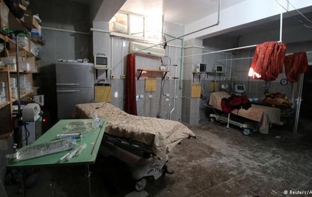 У східному Алеппо люди залишилися без лікарень