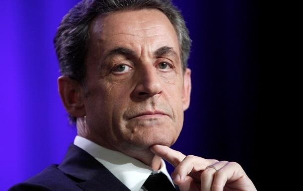 Саркозі визнав свою поразку на праймеріз у Франції