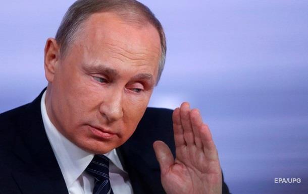 Путін прокоментував зближення винищувачів Швейцарії зі спецбортом РФ