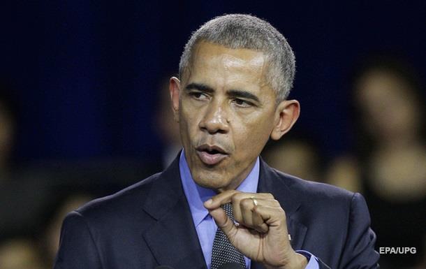 Обама закликав Путіна виконати  Мінськ-2  до 20 січня