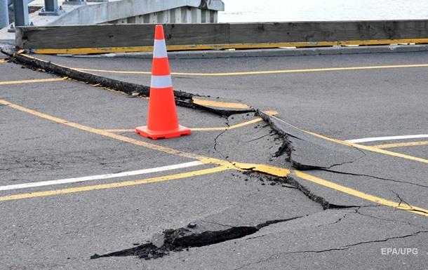 В Аргентині стався потужний землетрус