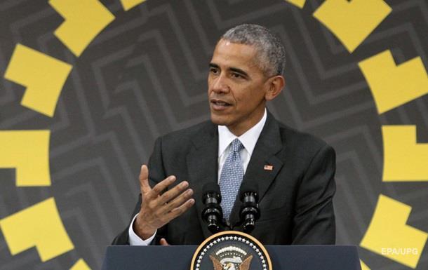 Обама объяснил, чем РФ и Китай отличаются от США