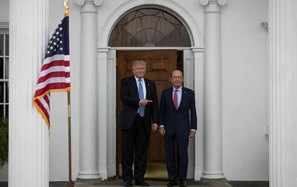Трамп назначит министром торговли 78-летнего миллиардера - СМИ