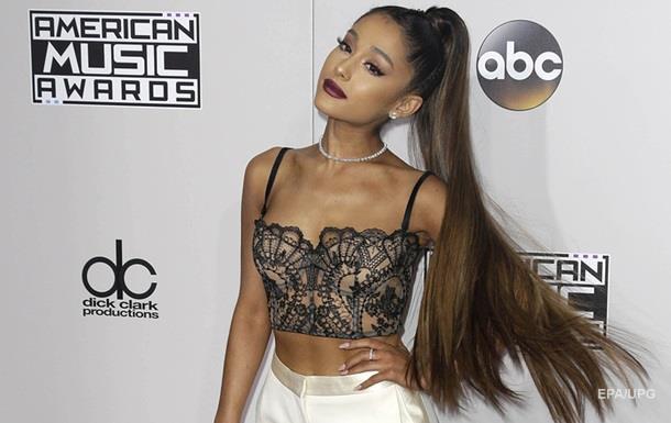 Ариана Гранде стала триумфатором American Music Awards