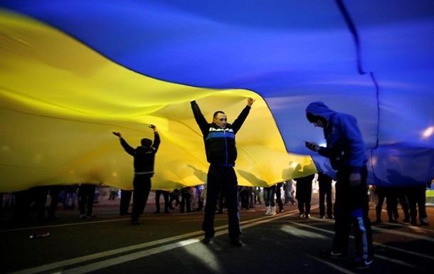 Украинский выбор: У народа должен быть механизм контроля над власть имущими