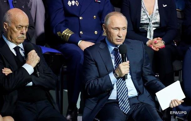 Путін прогнозує брак призовників для армії РФ