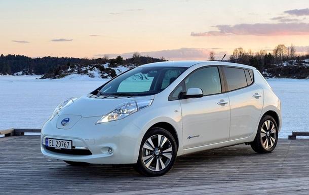 В Україні різко зросли продажі електромобілів