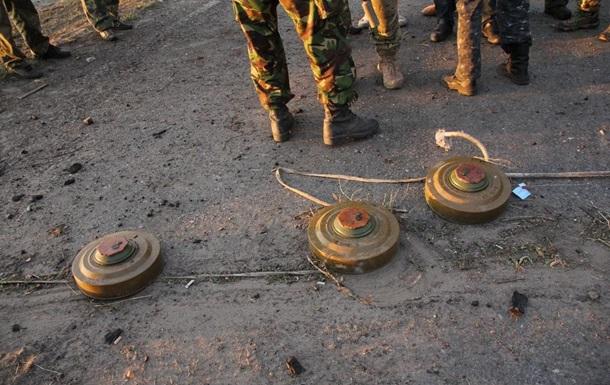Украина в пятерке стран по количеству жертв мин