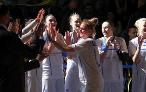Баскетбол. Жіноча збірна України сенсаційно обіграла Сербію