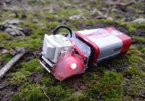 Самоделки. Портативные зарядные устройства -переделка зарядного для аккумулятора