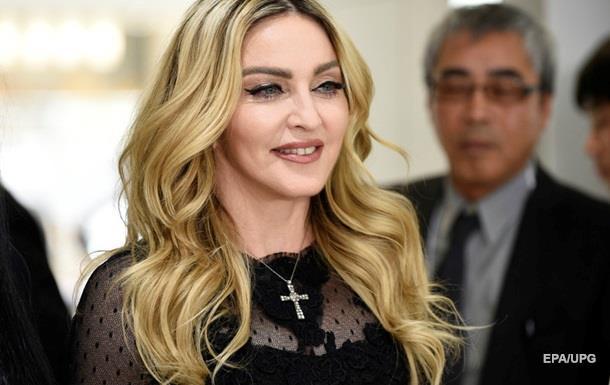 Мадонна прокоментувала затримання сина за наркотики