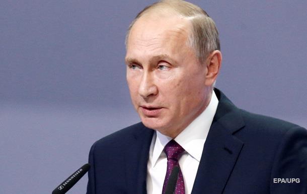 Путін: Межі Росії повсюди безмежні