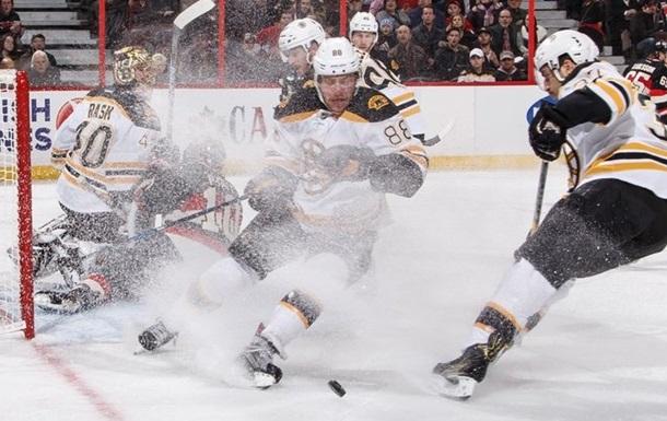 НХЛ. Монреаль сильнее Каролины, Бостон проиграл Оттаве