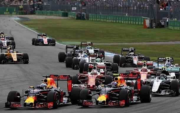 Формула 1. Гран-Прі Німеччини в 2017 році не буде