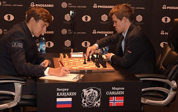 Шахматы. Экс-украинец проиграл в матче за чемпионство мира