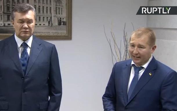 У Януковича обвинили полицию Киева в халатности