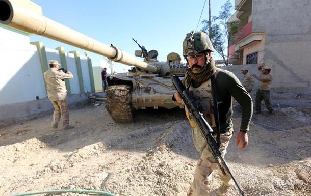 Ірак готується до штурму оплоту ІДІЛ біля Мосула